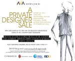 Are you on the list? www.ava.ph/designersale to register!